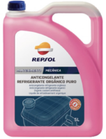 Repsol anticongelante refrigerante organico puro