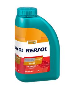 Repsol AutoGas 5w40 Фото 1