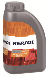 Repsol cartago traccion integral ep 75w90 Фото 1