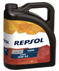 Repsol diesel turbo thpd 10w40 Фото 1