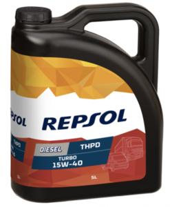 Repsol diesel turbo thpd 15w40 Фото 1