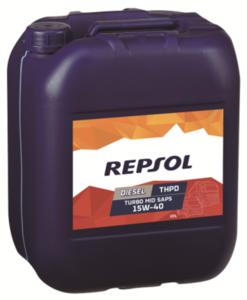 Repsol diesel turbo thpd mid saps 15w40 Фото 1