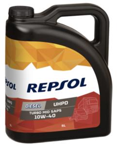 Repsol diesel turbo uhpd mid saps 10w40 Фото 1