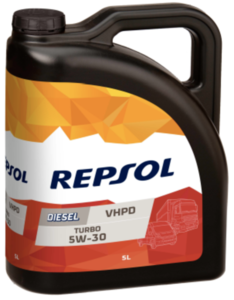 Repsol diesel turbo vhpd 5w30 Фото 1