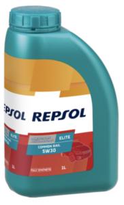 Repsol elite common rail 5w30 Фото 1