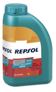 Repsol elite cosmos f fuel economy 5w30 Фото 1