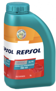 Repsol elite cosmos high performance 0w40 Фото 1