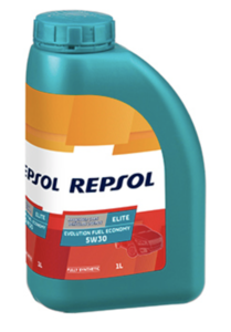 Repsol elite evolution fuel economy 5w30 Фото 1