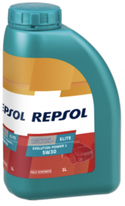 Repsol elite evolution power 1 5w30 Фото 1