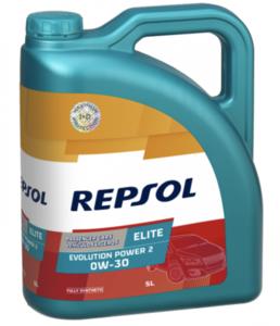 Repsol elite evolution power 2 0w30 Фото 1