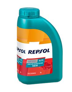 Repsol elite long life 50700/50400 5w30 Фото 1