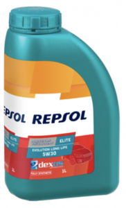 Repsol elite evolution long life 5w30 Фото 1