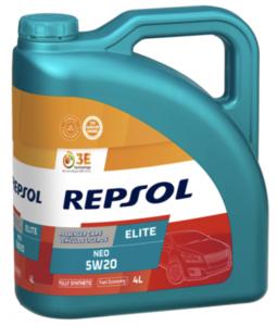 Repsol elite neo 5w20 Фото 1