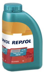 Repsol elite turbo life 50601 0w30 Фото 1