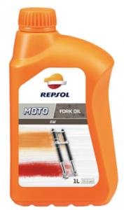 Repsol fork oil 5w Фото 1