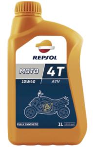 Repsol moto atv 4t 10w40 Фото 1