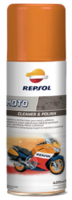 Repsol moto cleaner polish