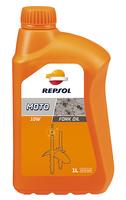 Repsol moto fork oil 10w
