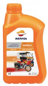 Repsol moto high mileage 4t 25w60 Фото 1