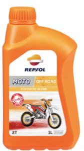 Repsol moto off road 2t Фото 1