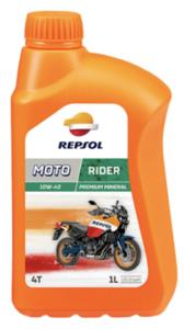 Repsol moto rider 4t 10w40 Фото 1