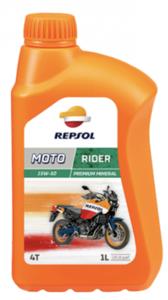 Repsol moto rider 4t 15w50 Фото 1