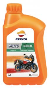 Repsol moto rider 4t 20w50 Фото 1