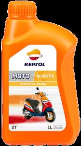 Repsol moto scooter 2t Фото 1