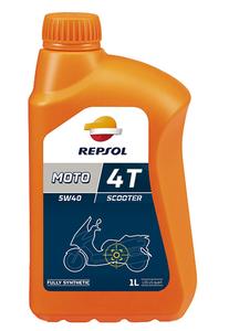 Repsol moto scooter 4t 5w40 Фото 1