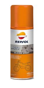 Repsol moto silicone spray Фото 1