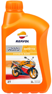 Repsol moto sintetico 2t Фото 1