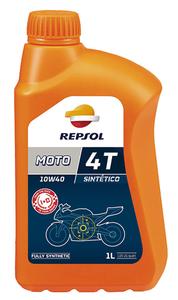 Repsol moto sintetico 4t 10w40 Фото 1
