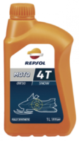 Repsol moto snow 4t 0w30