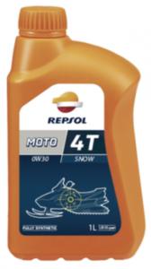 Repsol moto snow 4t 0w30 Фото 1