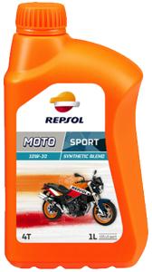 Repsol moto sport 4t 10w-30 Фото 1