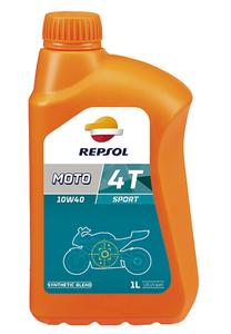 Repsol moto sport 4t 10w40 Фото 1