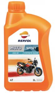 Repsol moto sport 4t 15w50 Фото 1