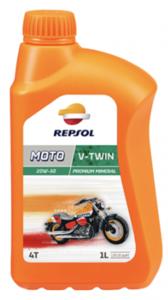 Repsol moto v-twin 4t 20w50 Фото 1