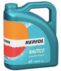 Repsol nautico gasoline board 4t 10w40 Фото 1