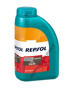 Repsol premium tech 5w30 Фото 1