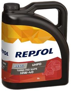Repsol diesel turbo uhpd 10w40 Фото 1