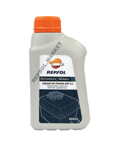 Repsol liquido de frenos dot 5.1 Фото 1