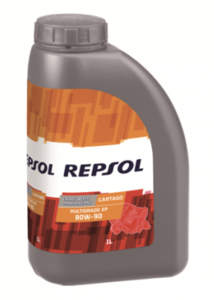 Repsol cartago multigrado ep 80w90 Фото 1