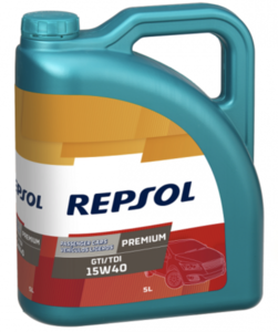 Repsol premium gti/tdi 15w40 Фото 1